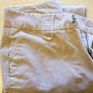 Womens Gap Corduroy Pants